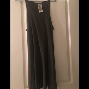 Free People(Made in the USA) tank top dress
